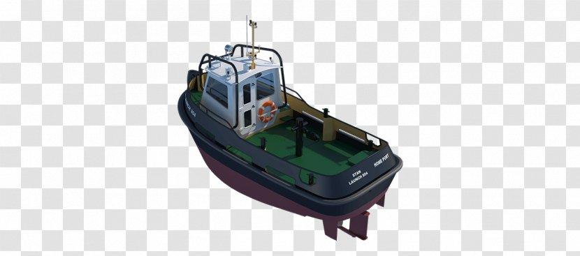 Tugboat Water Transportation Damen Group Ship - Boating - Boat Transparent PNG