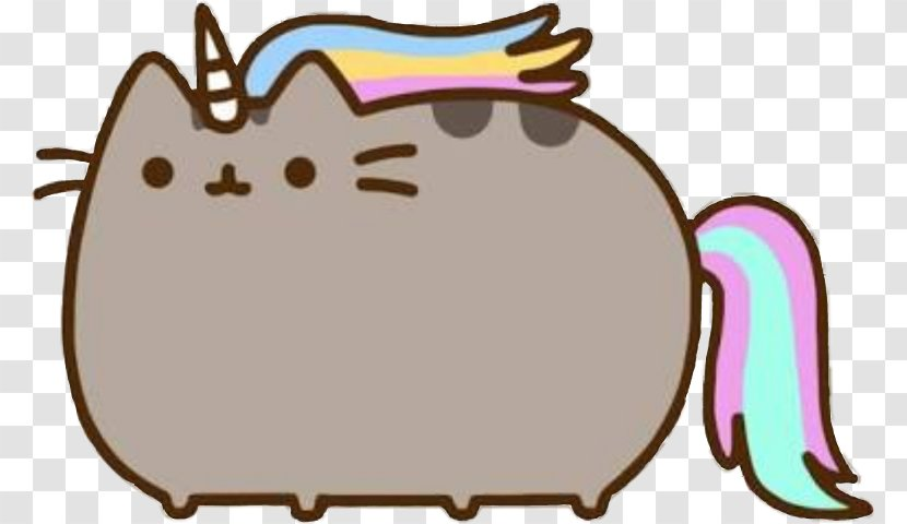 - Pusheen Coloring Book Cat Colouring Pages - Flower Transparent PNG