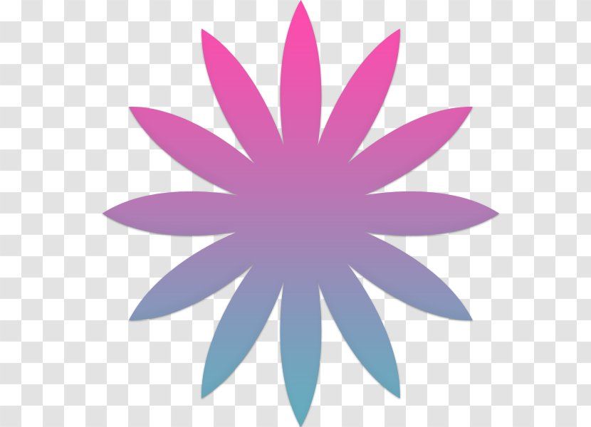 Flower Water Lilies Petal Paper Pattern - Flor Transparent PNG
