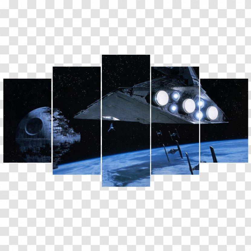 Star Wars Aftermath Destroyer Desktop Wallpaper Tie Fighter Wars Episode Vii Canvas Print Transparent Png