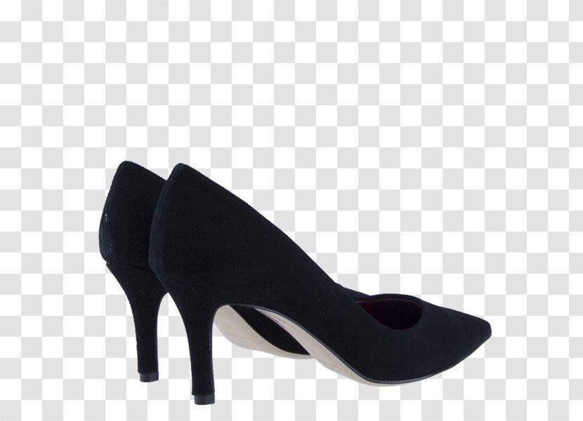 Court Shoe High-heeled Patent Leather Ballet Flat - Suede - Gova Transparent PNG