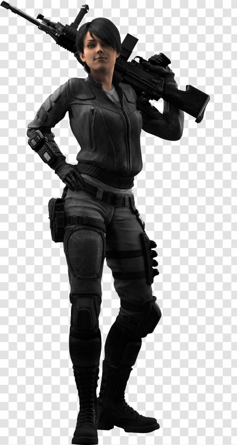 Resident Evil Operation Raccoon City Evil Outbreak Jill Valentine