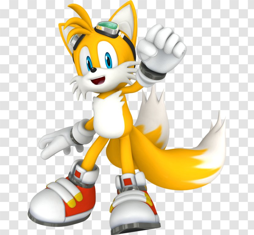 Sonic Free Riders The Hedgehog Riders Zero Gravity Generations Figurine Yellow Tail Cliparts Transparent Png