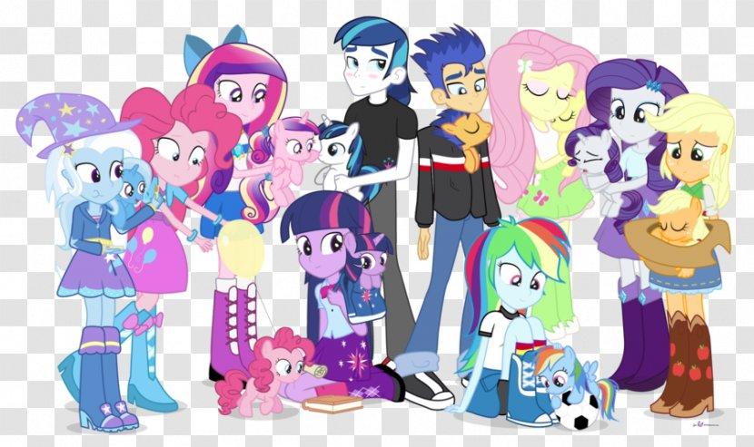 Princess Cadance Applejack Twilight Sparkle Pinkie Pie Pony - My Little  Friendship Is Magic - Baby Series Of