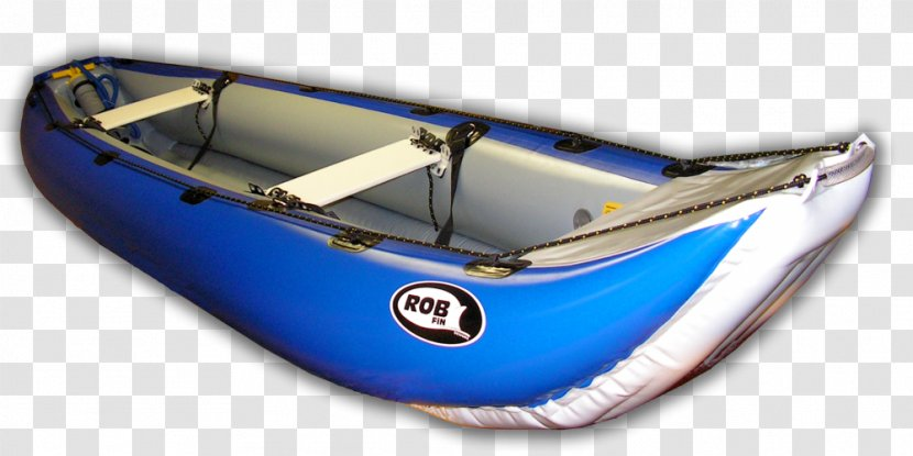Canoe Boat Whitewater Paddle Rafting - Inflatable Transparent PNG