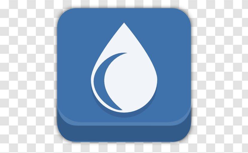 Blue Angle Brand - Bittorrent - Deluge Transparent PNG