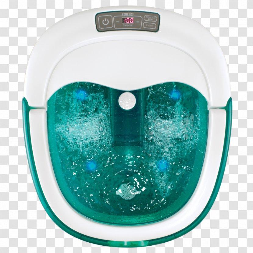 Foot Massage Amazon.com Pedicure Spa - Hydrotherapy Detoxification Transparent PNG