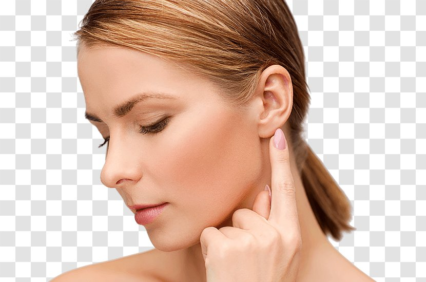 Earlobe Otoplasty Surgery Earring - Auricle - Beauty Clinic Transparent PNG