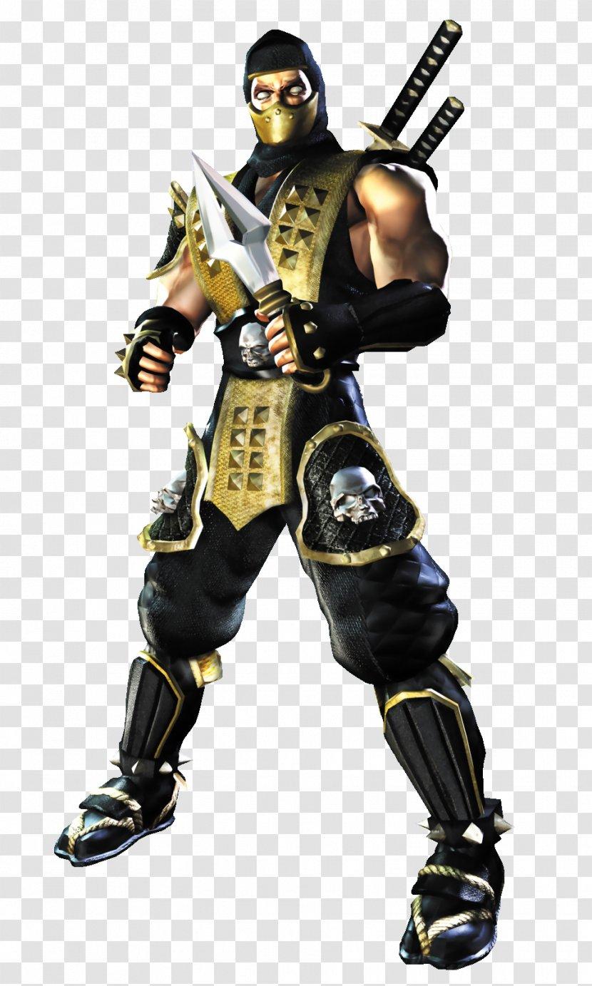 Mortal Kombat X Kombat Deadly Alliance Scorpion Shaolin Monks
