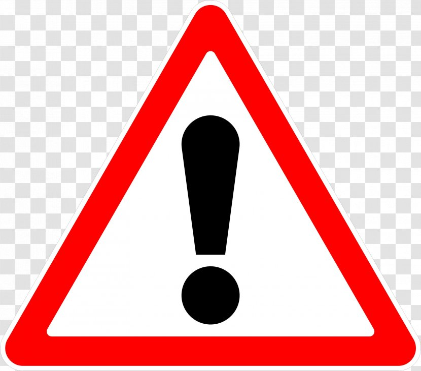 Attention Sign Symbol - Warning Transparent PNG