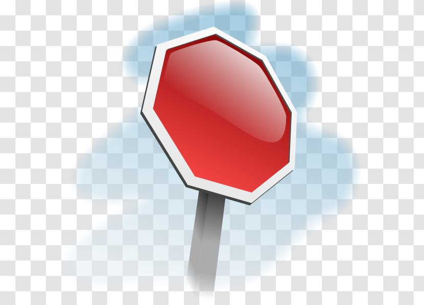 Stop Sign Traffic Light Drawing Clip Art - Stp Cliparts Transparent PNG