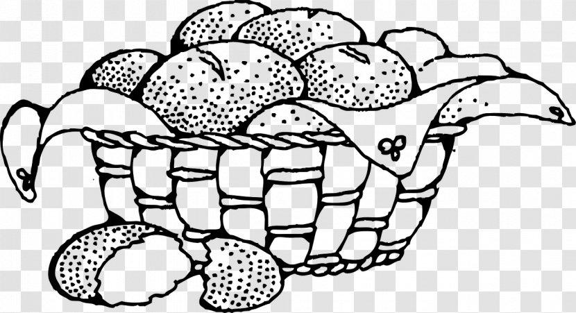 Bakery Garlic Bread Small Clip Art Panini Transparent Png