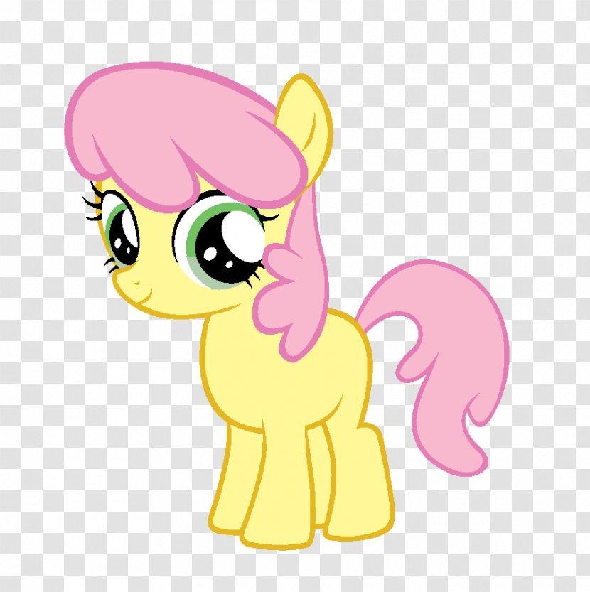 Bonbon Pony Sweetie Belle Applejack Pinkie Pie - Silhouette - Candy Transparent PNG