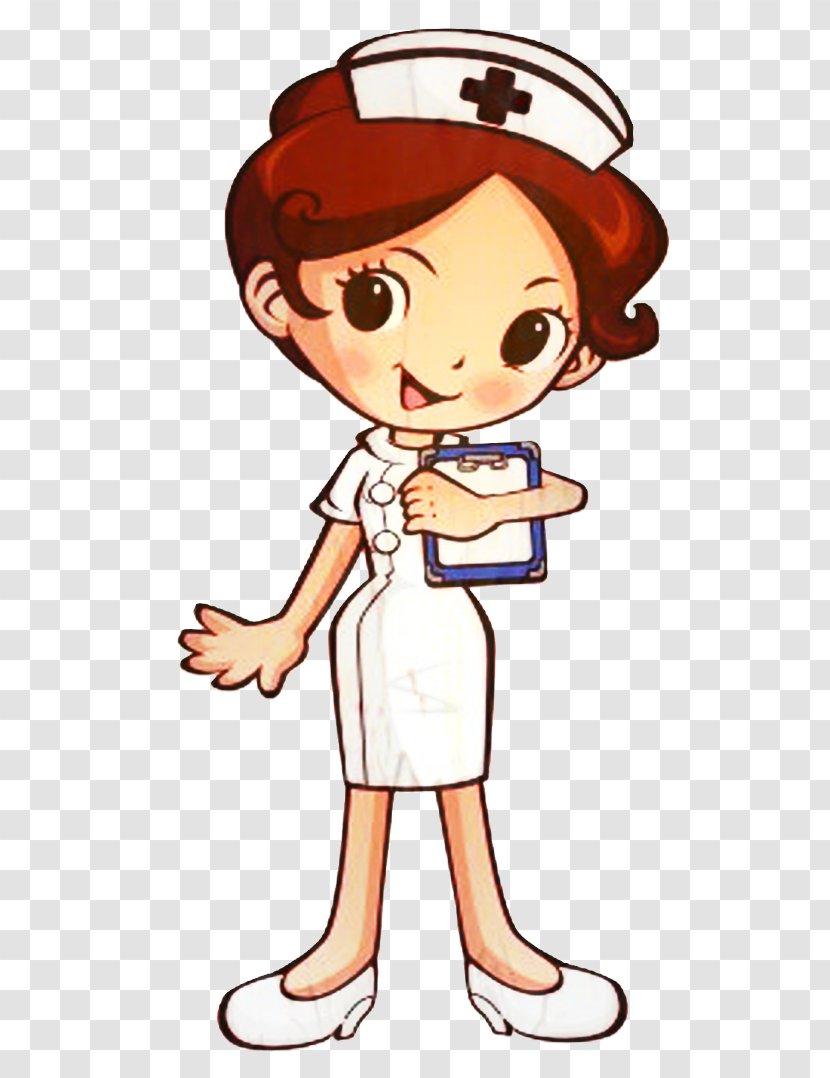 Nurse Physician Clip Art Cartoon Hospital Comics Patient Transparent Png