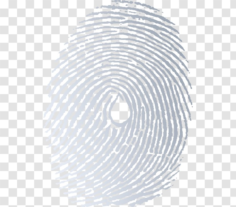 Automated Fingerprint Identification Forensic Science Introduction Templates Transparent Png
