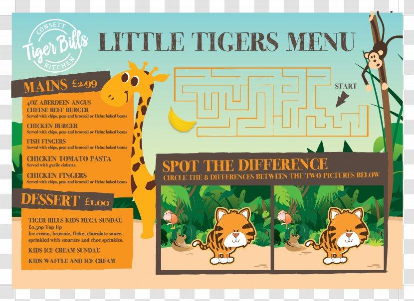 Brand Advertising Graphic Design Marketing Printing - Restaurant Flyer Transparent PNG