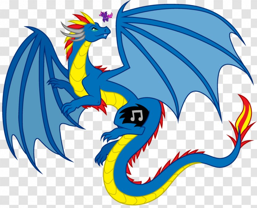 Dragon Clip Art - Fictional Character Transparent PNG