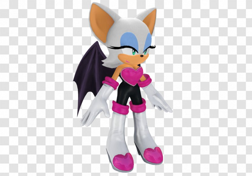 Sonic Generations Rouge The Bat Hedgehog Amy Rose Doctor Eggman Toy Transparent Png