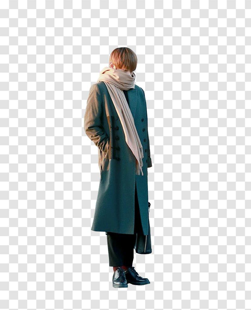 Bts Walk Wings K Pop Outerwear Coat Click Collection Transparent Png
