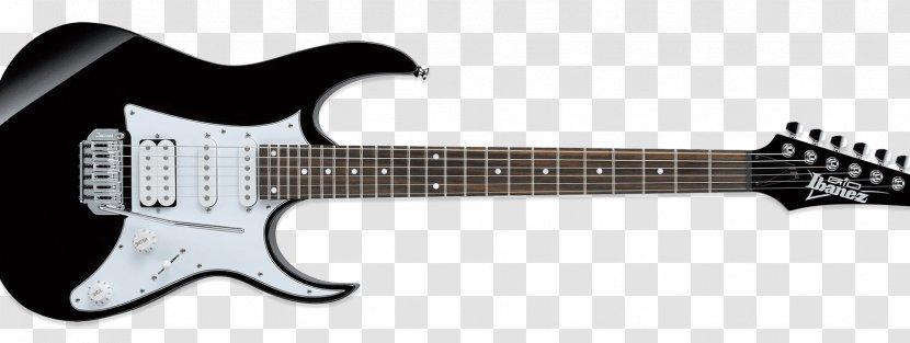 Ibanez RG Seven-string Guitar Electric - Acoustic Transparent PNG