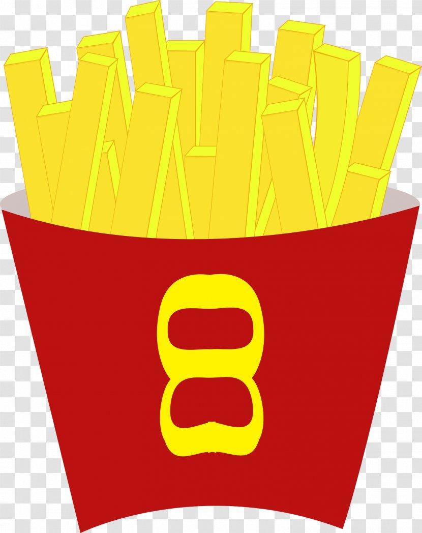 French Fries clipart - Hamburger, Food, transparent clip art