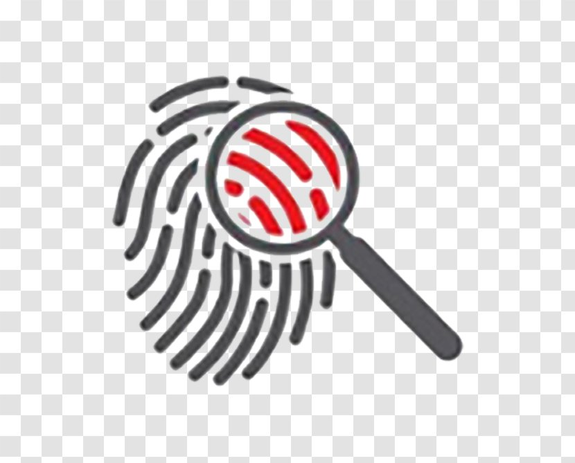 Forensic Science Fingerprint Detective Offensive Security Transparent Png