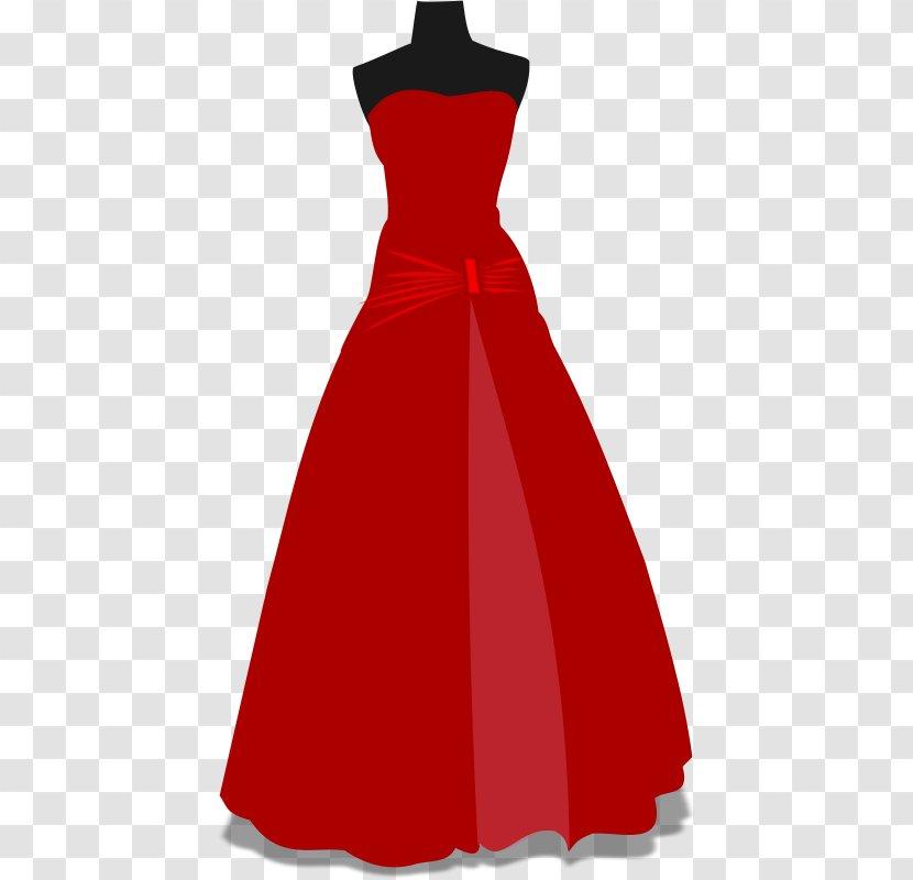 Wedding Dress Prom Formal Wear Clip Art Fancy Cliparts Transparent Png Transparent Png