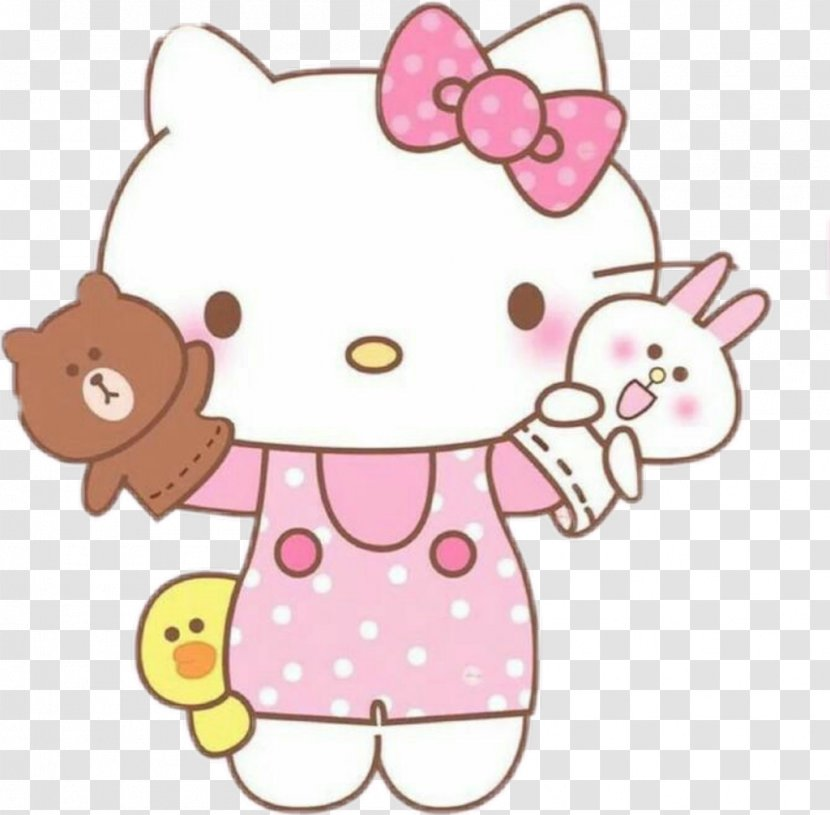 Hello Kitty Desktop Wallpaper Iphone 6 Image Kawaii Iphone Cuteness Transparent Png