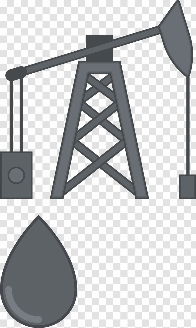 Extraction Of Petroleum Oil Barrel Gray Mechanical Production Transparent Png