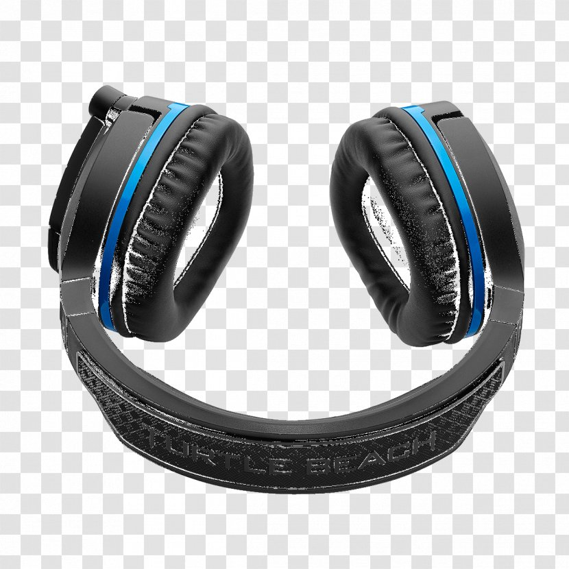 Headset Turtle Beach Ear Force Stealth 700 Headphones Corporation Surround Sound Audio Ps4 Wireless Transparent Png
