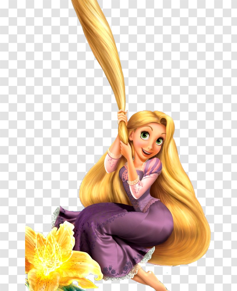 Tangled The Video Game Rapunzel Flynn Rider Gothel Disney Princess Transparent Png