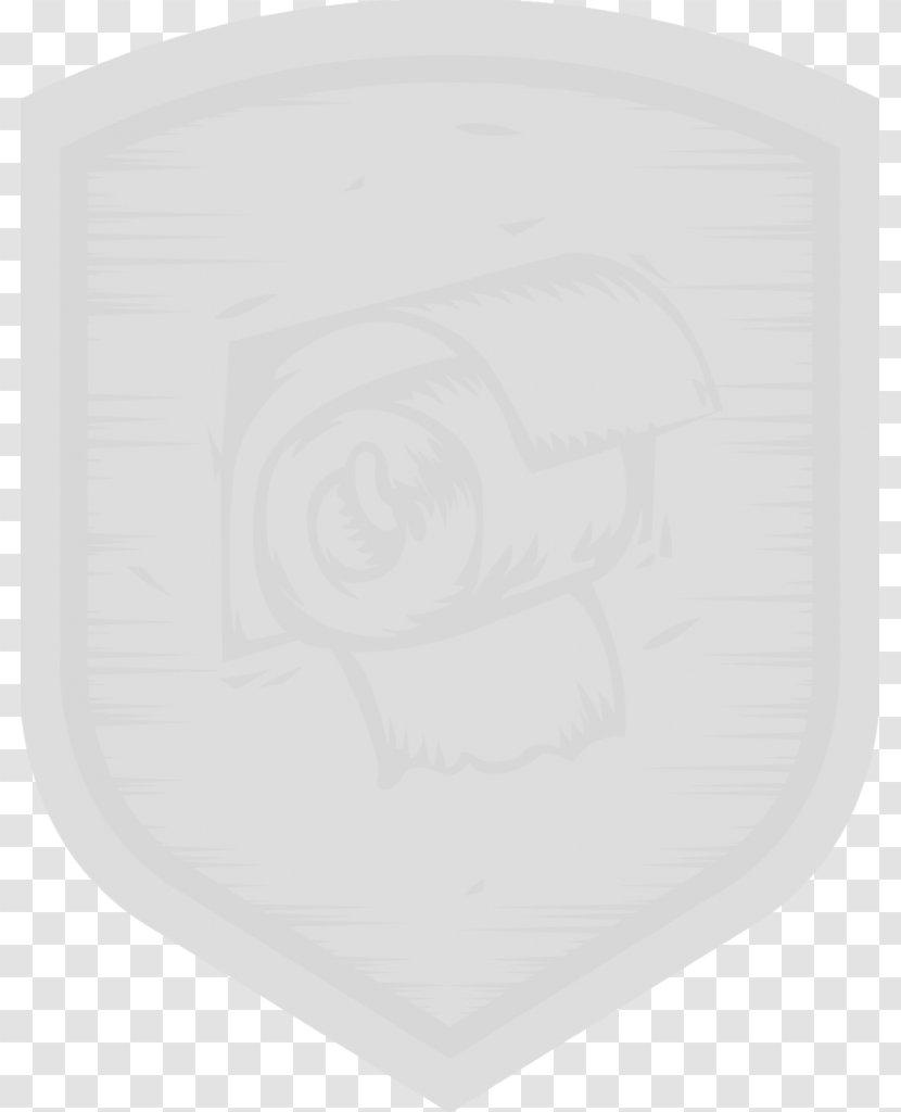 Circle Font - White - Toilet Paper Transparent PNG
