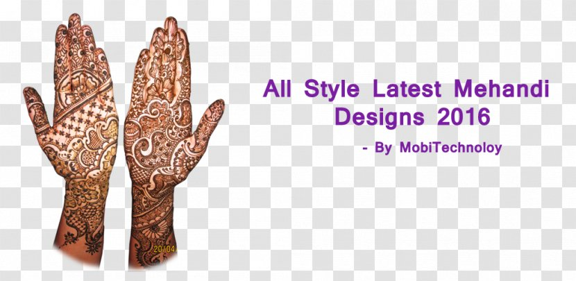 Mehndi Designs Fashion Henna Tattoo Hand Transparent Png