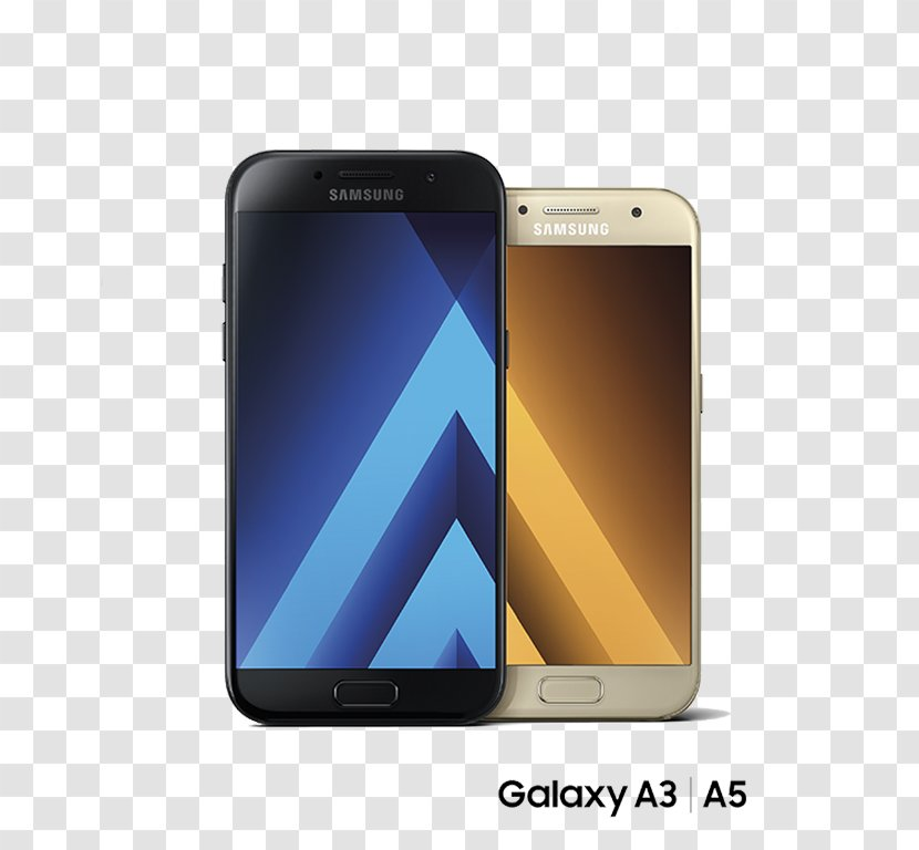 Samsung Galaxy A5 (2017) A7 A3 (2015) - 2017 - Android Transparent PNG