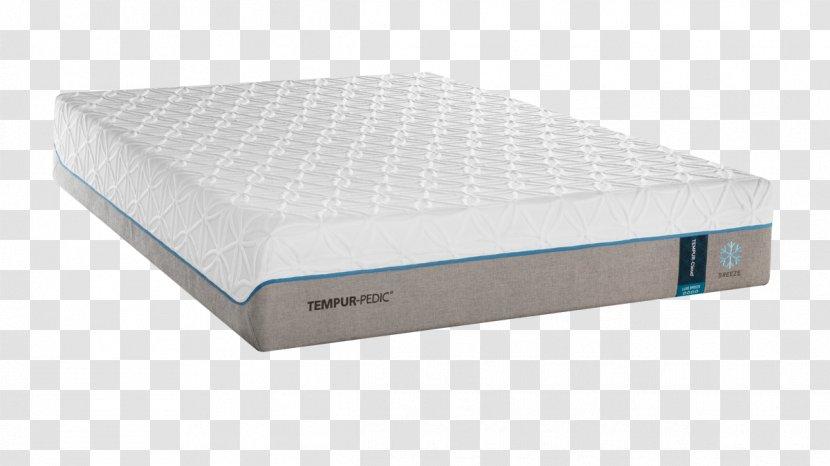 Tempur-Pedic Mattress Memory Foam Bed Relax The Back - Tempurpedic Transparent PNG