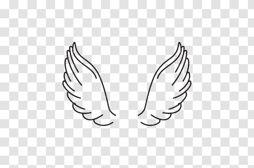 Wings 4 SVG Wings SVG Wings Outline Svg Wings Clipart   Etsy in 2020   Wings  tattoo, Tattoo outline drawing, Cross with wings tattoo