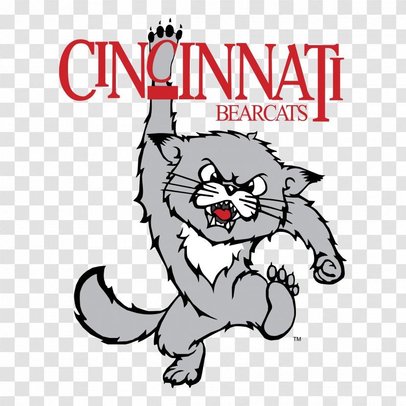 University Of Cincinnati Bearcats Football Ncaa Division I Bowl Subdivision Logo American Transparent Png
