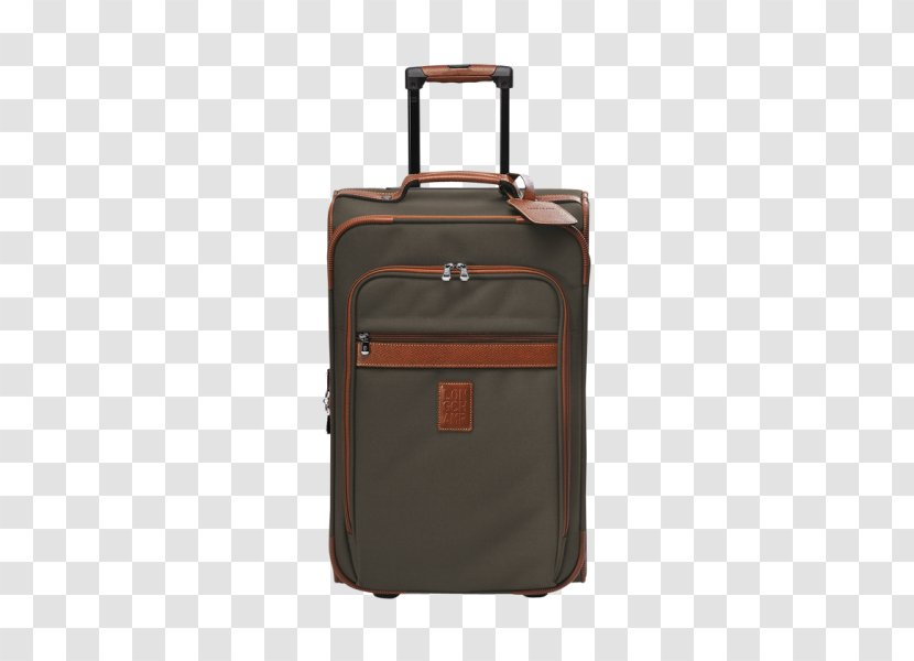 Hand Luggage Suitcase Baggage Longchamp - Brand Transparent PNG