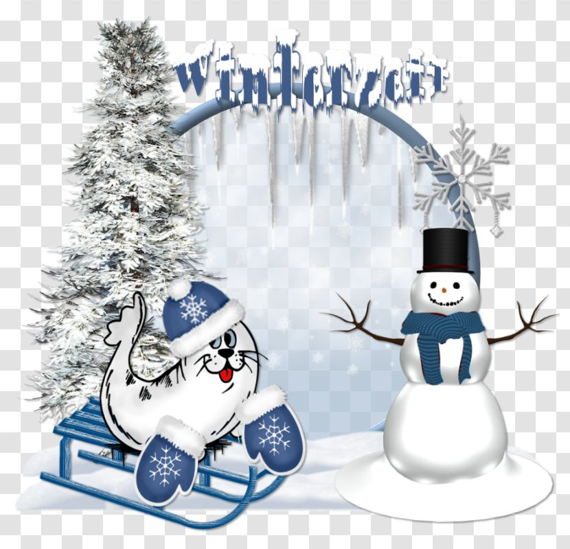 Winter Cluster Christmas - Baileys Transparent PNG