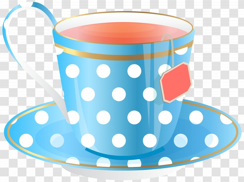 Coffee Teacup Saucer Clip Art - Mug - Tea Cup Transparent PNG