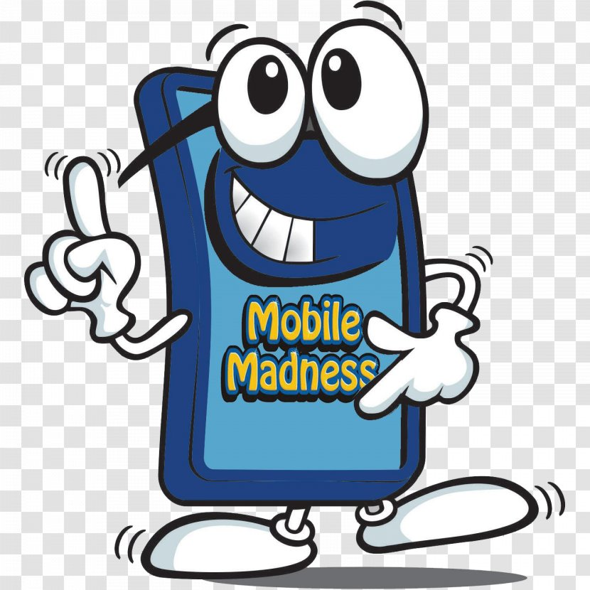 Mobile Madness Cell Phone Repair Iphone 5s Select Smartphone Phones Cartoon Transparent Png