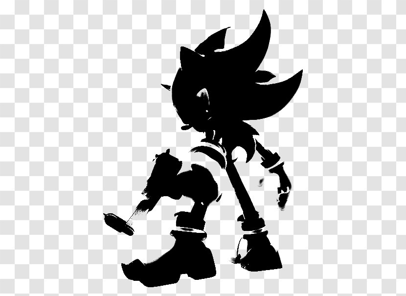 Shadow The Hedgehog Sonic And Black Knight 3d Drawing Transparent Png