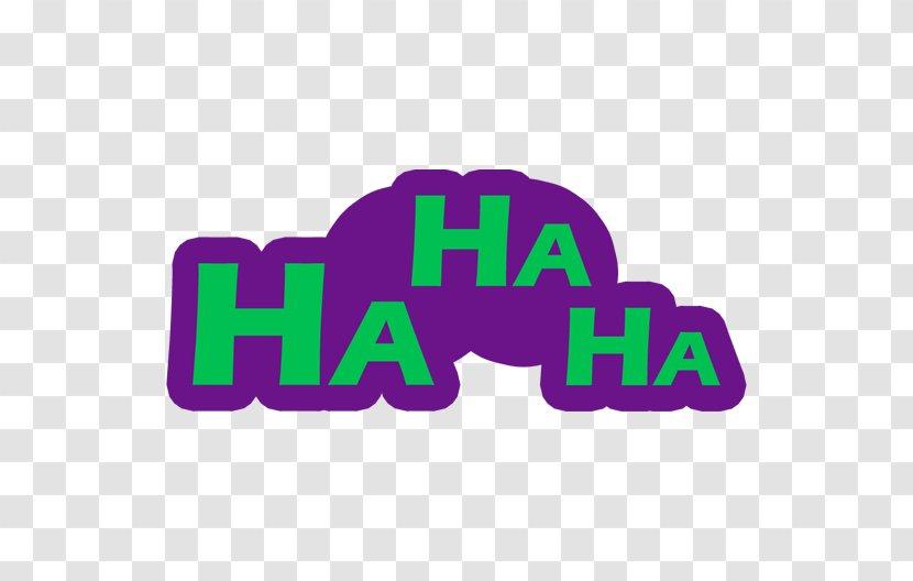Joker Batman Sticker Decal - Haha Transparent PNG