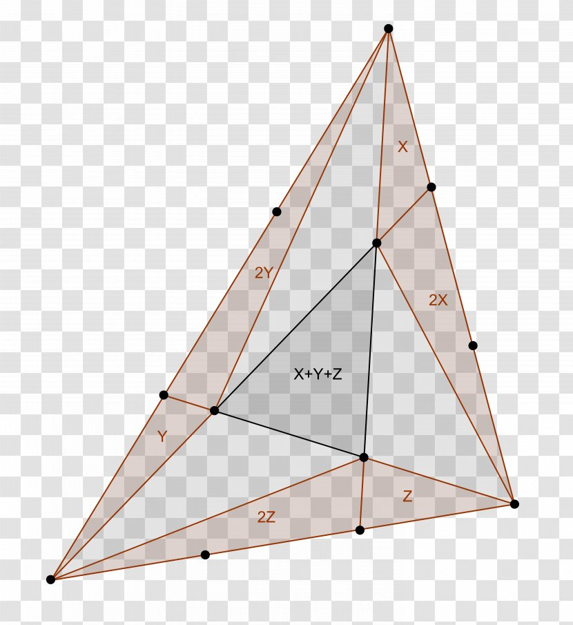 Triangle Wood - Pyramid Transparent PNG