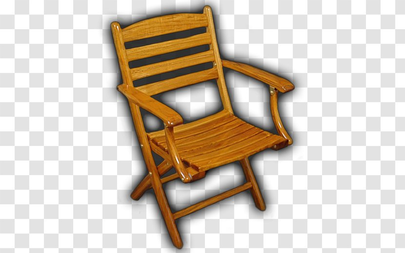 Rocking Chairs Ship Boat Wood Armrest Director Chair Transparent Png
