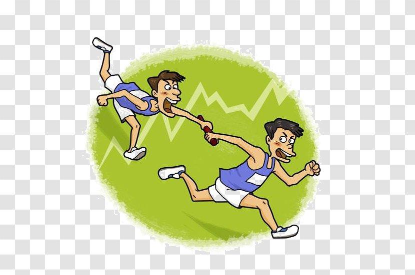 Cartoon Transparent Sports