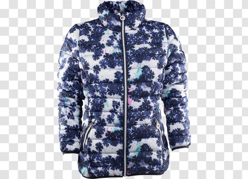 Hoodie Blue Jacket Shoe Flip-flops - Outerwear Transparent PNG