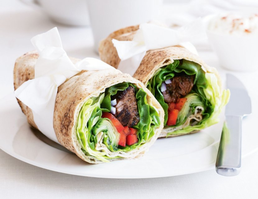 Doner Kebab Wrap Indian Cuisine Lebanese Transparent Png