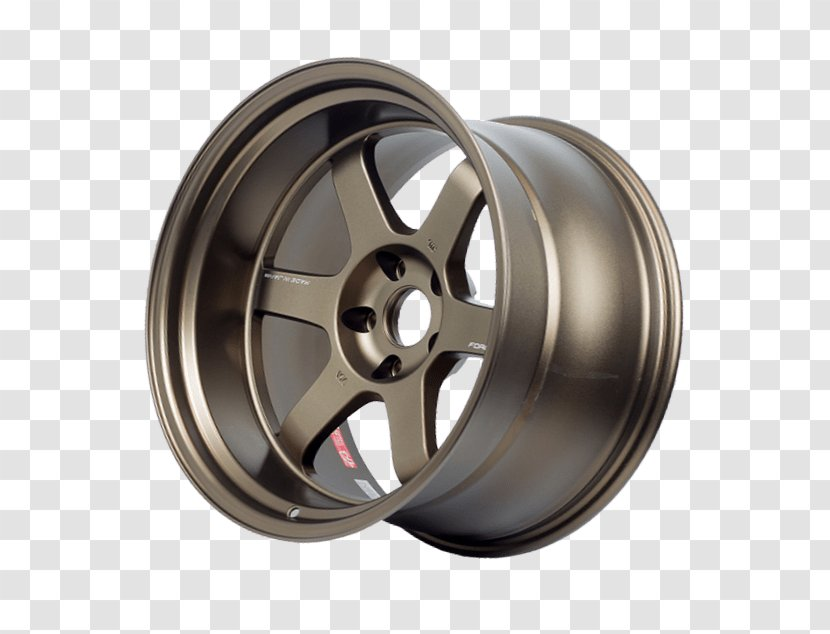 Alloy Wheel Spoke Rim - Design Transparent PNG