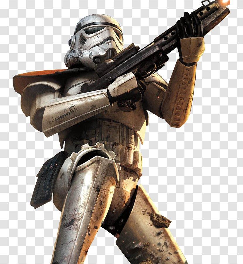 Stormtrooper Star Wars Battlefront Ii Desktop Wallpaper Watercolor Transparent Png
